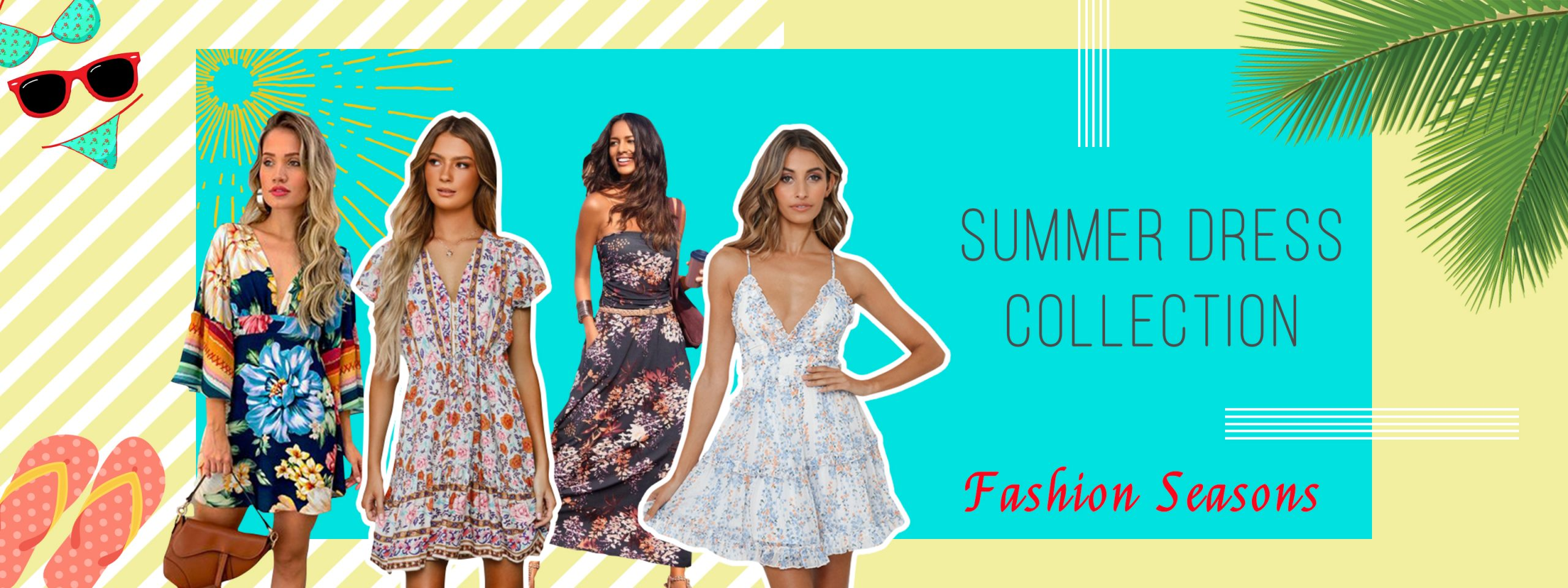 Fashion-Seasons-Summer-Dress